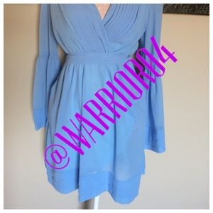 LoveRichie Dresses & Skirts - 🆕🆕Love Richie Baby Blue Dress NWT🆕🆕