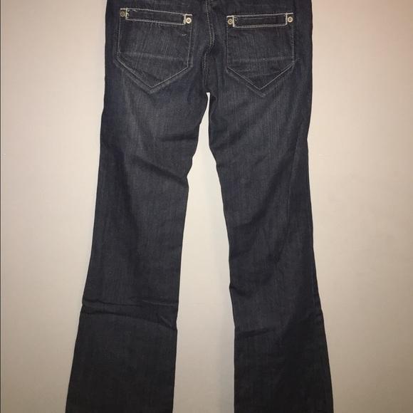 Vigoss Jeans - VIGOSS Trouser Leg Jeans Sz 0 / 25