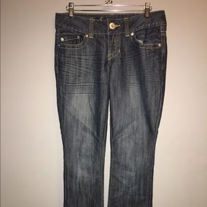GUESS JEANS PISMO STRAIGHT Sz 27