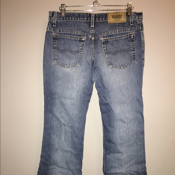 Todd Oldham Jeans - TODD OLDHAM Boot Cut JEANS SZ 7