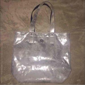 Lululemon Reversible Mantra Yoga Tote Bag