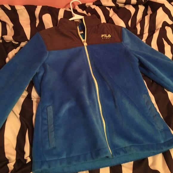 ff113b34c31f Fila Other - Kids Fila Sport Jacket! NWOT