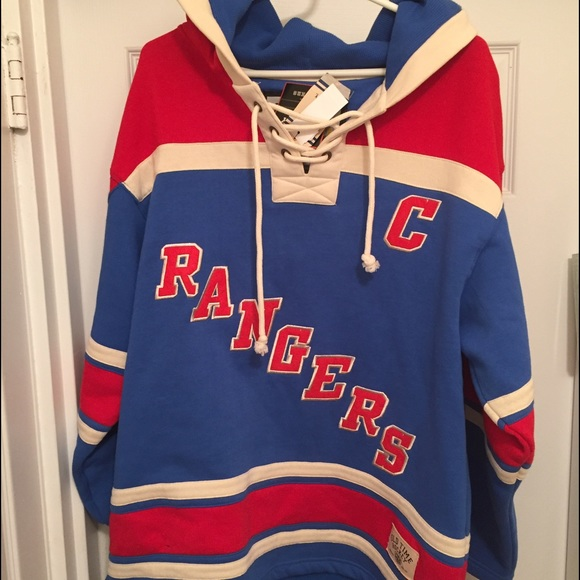 Rangers Old Time Hockey pullover jersey NWT e67963452f5