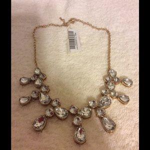 Anna & Ava Jewelry - Anna &Ava Rhinestone Necklace