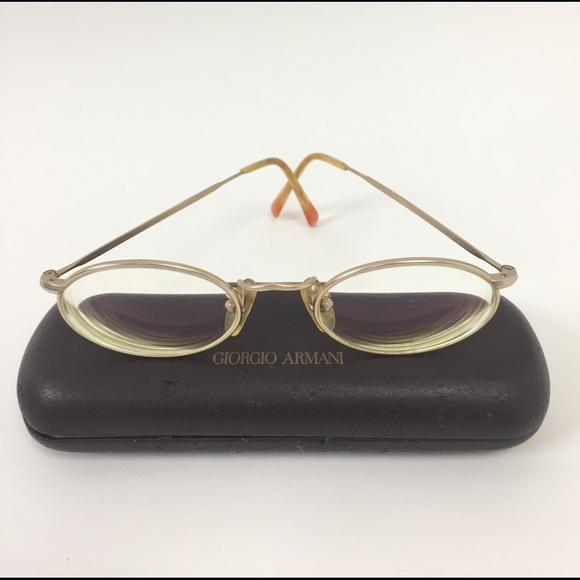 717fe894649 Giorgio Armani Other - Vintage  90s Giorgio Armani eyeglasses