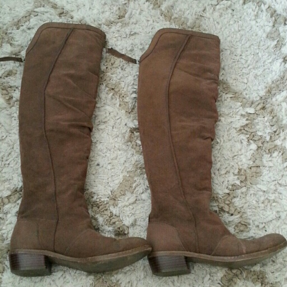 7d03f44fbbe American Eagle Outfitters Shoes - American Eagle Over the Knee Boots