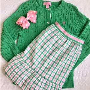 Lilly Pulitzer Other - 💞💚Lilly Pulitzer skirt. Size 7
