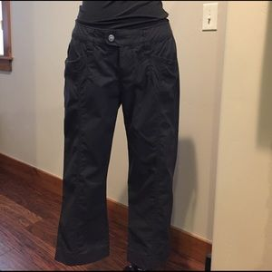 Royal Robbins Pants - Out door Capri pants.