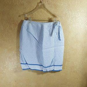 Charter Club Dresses & Skirts - Charter Club Wrap Skirt
