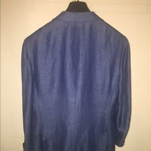 Kiton Other - KITON Blue Woven Sports Coat.  Only Worn Once!