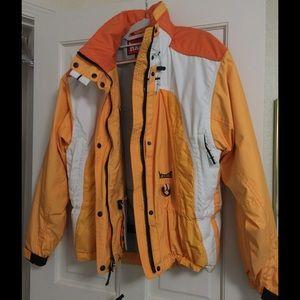 Bogner Jackets & Blazers - Marker Orange Ski Jacket