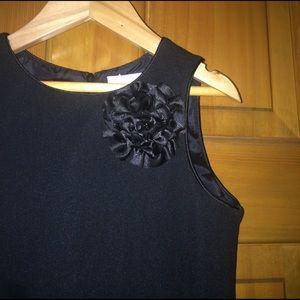 Sweet Heart Rose Other - Little girls black dress