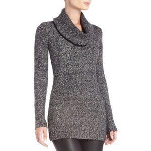 BCBGMaxAzria Sweaters - BCBGMAXAZRIA Wilcox Cowl Sweater Dress Tunic S