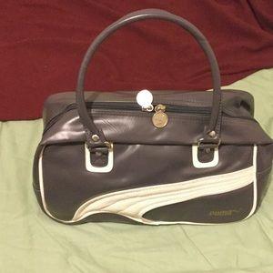 Puma Handbags - 🎉SALE 🎉Grey and White Puma Bag
