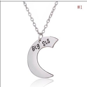 a2e9b707995 Jewelry - 3 sisters necklace so cute