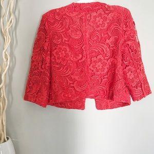 ASOS Jackets & Coats - ASOS Lace Blazer