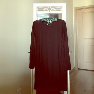 Soprano Dresses & Skirts - ☀️ FINAL SALE ☀️ Black swing dress, Soprano brand