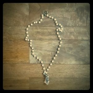 🌟 3 for $15 🌟Pearl necklace with charm