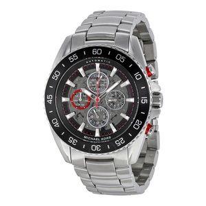 Michael Kors Other - Mens Michael Kors Jetmaster automatic watch MK9011