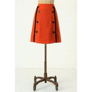 Anthropologie - Girls from Savoy - Wool Skirt