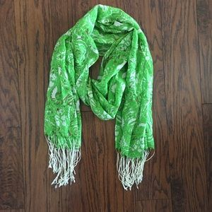 Lilly Pulitzer Accessories - Lilly Pulitzer Kappa Delte Murfee Scarf