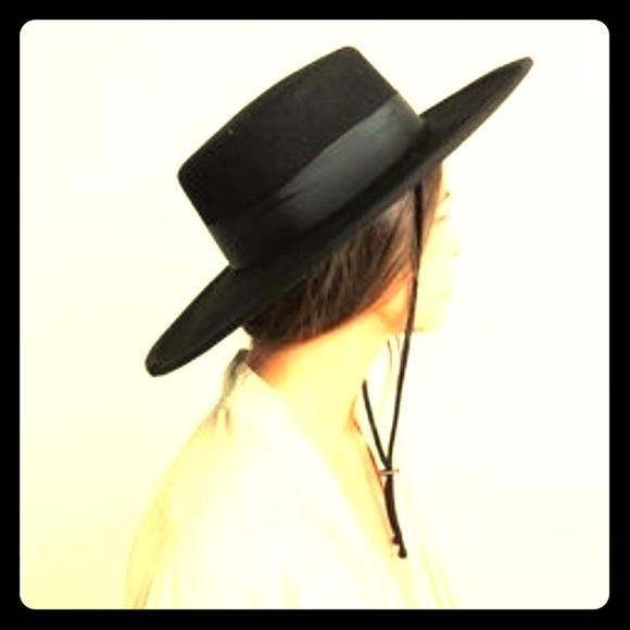Jaxton Gaucho Accessories - Classic Wool Jaxon Bolero Hat 065a68178f3