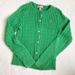Lilly Pulitzer Other - Lilly Pulitzer girl's sweater. Size 10