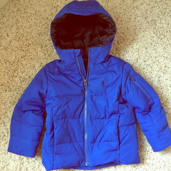 c15ffb449 Jackets & Coats   Polo Ralph Lauren Boys Down Winter Coat 4t   Poshmark