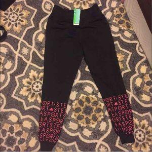 Adidas by Stella McCartney Pants - Adidas stellasport sweatpants. Size small