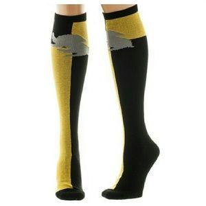 Bioworld Accessories - Harry Potter Hufflepuff Knee High socks