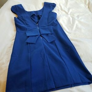 ModCloth Dresses & Skirts - Modcloth Sapphire So Good Dress