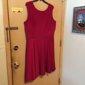 Taylor Dresses Dresses & Skirts - Stretch red dress