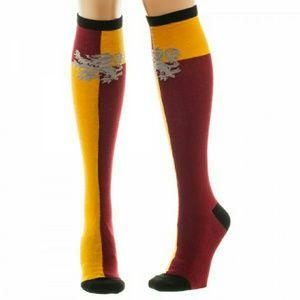 Bioworld Accessories - Harry Potter Gryffindor Knee High socks
