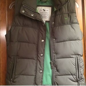 Abercrombie And Fitch Down Vest