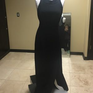 Rimini Dresses & Skirts - NWOT stunning black evening dress! Amazing style!