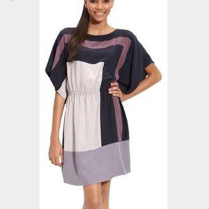 Suzi Chin  Dresses & Skirts - Suzi Chin for Maggy color block dress