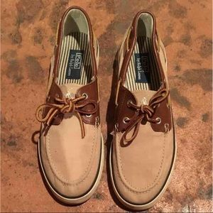Polo by Ralph Lauren Other - Polo Ralph Lauren Rylander Boat Shoes