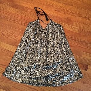 Dresses & Skirts - Sequined mini dress