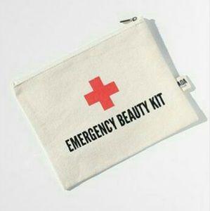 Emergency Beauty Makeup Bag