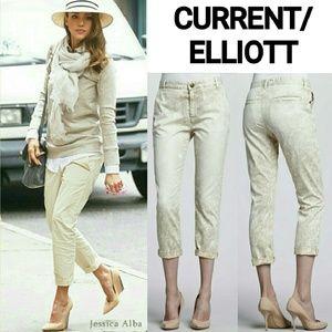 Current/Elliott Pants - 💲39✂Current/Elliot Buddy Trouser Pants