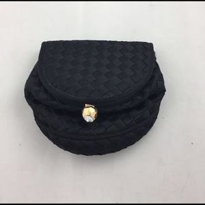 Bottega Veneta Handbags - Bottega Veneta Black Coin/Money Purse!