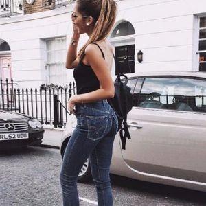 Tops - Super Sexy Backless Bodysuit Sleeveless