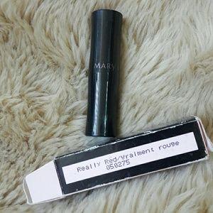 Really Red Mark Kay Creme Lipstick