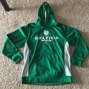 Majestic Other - Boston Celtics Hardwood Classic Hoodie by Majestic