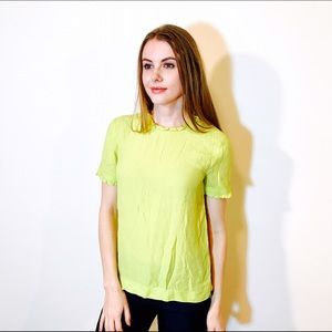 KATE SPADE ADRA BUENO AIRES CUBANELLE TOP #887