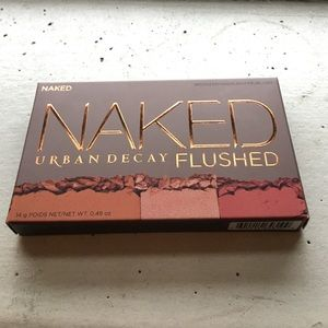 Urban Decay Other - NEVER USED URBAN DECAY NAKED FLUSHED TRIO PALETTE