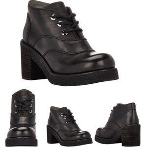 jil Sander Navy black shoes