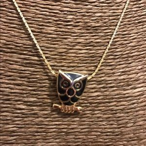 Vintage Jewelry - ✅ Sale ✅ Vintage Napier Owl Necklace