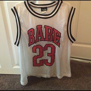 Babe jersey #23 MJ!
