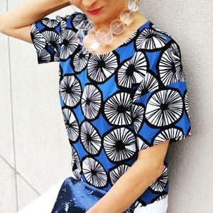 Tops - Marimekko for target blouse